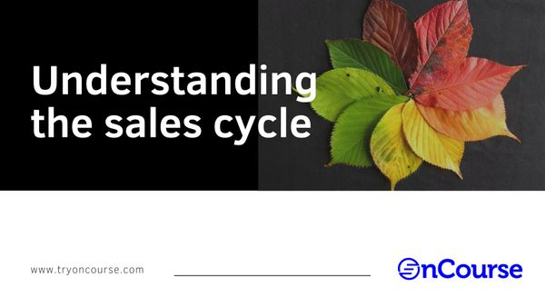 Understanding the sales cycle